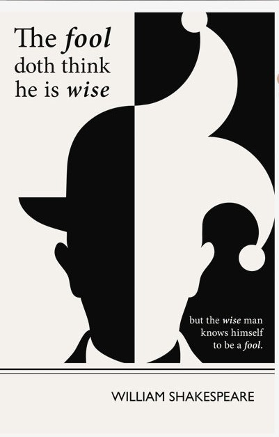 """""""Wise Fool"""""""