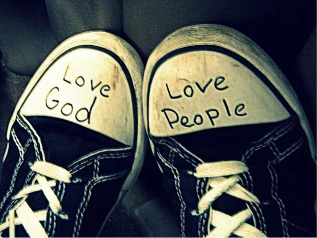 Net die liefde salbly…
