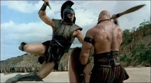 Dawid en Goliat…