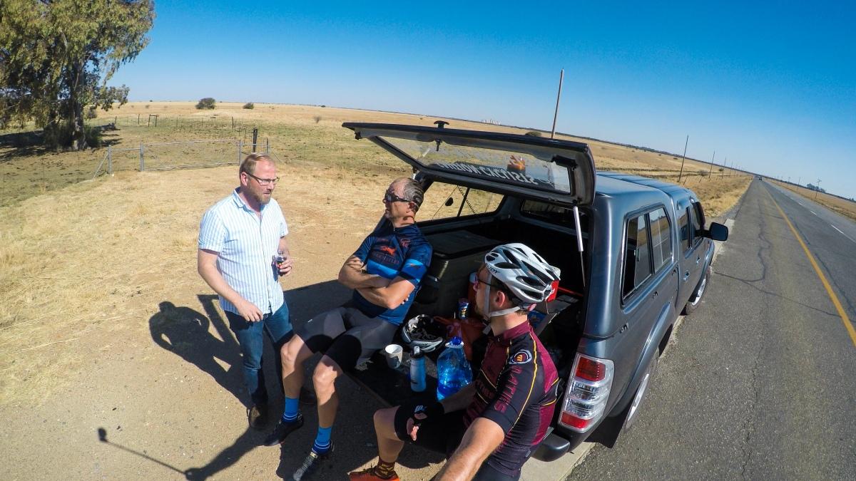 Bloemhof na Kimberley (177km)